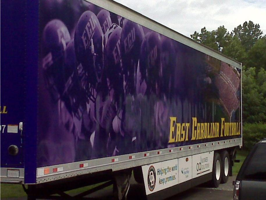 ECU - Old Dominion Equipment Truck 1
