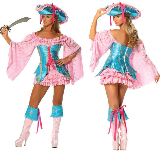 pink-pirate-costume  sc 1 st  200 Years Too Late & Pirate Out and Black Outu2026two classic mistakesu2026   200 Years Too Late